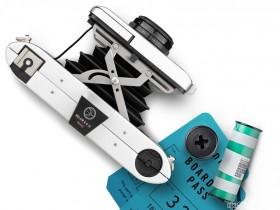 Lomography 为 Belair 折叠相机推出 90/114mm Zenit 镜头