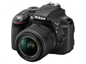 尼康发布新单反相机D3300 入门精品
