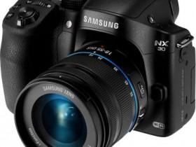 三星发布新旗舰无反相机NX30和两支变焦镜头