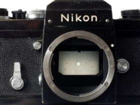 尼康近期推出为老相机和镜头维修的服务