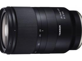 腾龙计划2019年第一季度推出70-200mm f2.8 FE新镜头