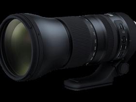 腾龙SP150-600mm F/5-6.3 Di VC USD G2镜头推出新版固件
