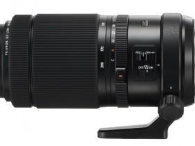 富士正式发布GF 100-200mmF5.6 R LM OIS WR镜头