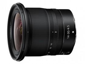 尼康发布兼容尼康Z卡口系统的广角变焦镜头尼克尔Z 14-30mm f/4 S