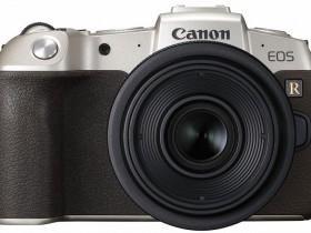 佳能还将推出限量版金色EOS RP无反相机