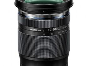奥林巴斯正式发布M.Zuiko Digital ED 12-200mm f/3.5-6.3镜头