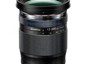 奥林巴斯将于下周推出M.Zuiko Digital ED 12-200mm f/3.5-6.3 MFT新镜头