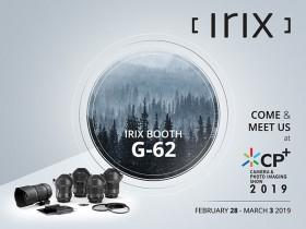 瑞士光学制造商Irix宣布将其业务扩展到日本市场