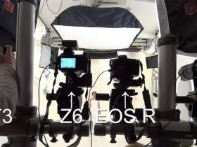 佳能EOS R、富士X-T3、尼康Z6和索尼A9、A7 III、A6400的眼控自动对焦对比测试