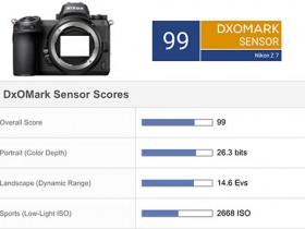 DxOMark公布尼康Z7传感器评测结果
