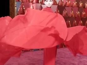 奥斯卡颁奖典礼上机器人高速拍摄的令人惊叹超慢镜头!