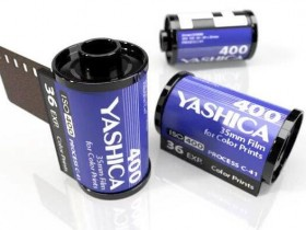 雅西卡即将发布自家品牌新款35mm胶片