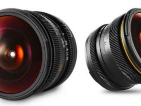 Kamlan发布8mm f/3镜头