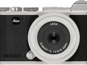 """徕卡发布""""Bauhaus""""100周年纪念版相机"""