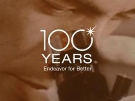 """奥林巴斯发布100周年诞辰庆祝短片""""伟大的时刻"""""""