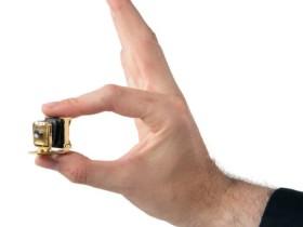 DIY,世界上最小的皮腔式胶片照相机