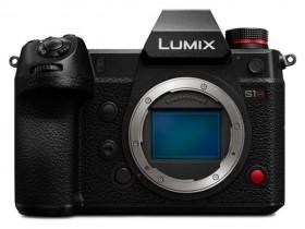 松下正式发布LUMIX S1H相机