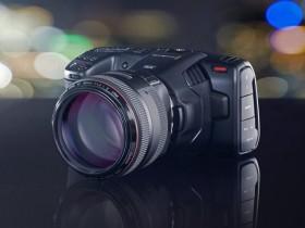 Blackmagic推出6K 50p摄像机,支持佳能EF镜头