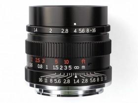 七工匠发布新款35mm F1.4索尼E卡口镜头