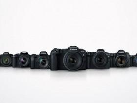 佳能庆祝生产第一亿部EOS系列可换镜头相机