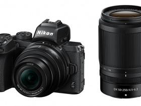 尼康Z50相机照曝光:尼康第一款APS-C无反相机