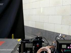 能拐弯拍摄的激光相机