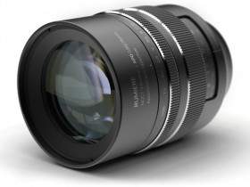 新款Rumiere APO 75mm f/0.95 FE镜头照曝光!