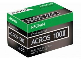 富士新款NEOPAN 100 ACROS II胶片将于11月22日上市