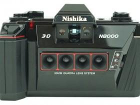 如何使用3D 35mm胶片相机拍摄并制作出3D GIF图像?
