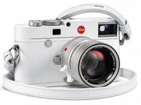 徕卡即将发布M10白色限量版相机