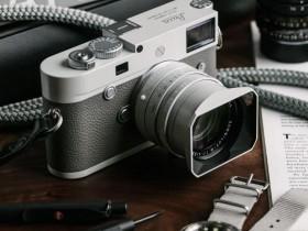 徕卡发布M10-P Ghost幽灵限量版相机