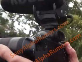 索尼A7S III相机曝光!