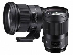 适马正式发布40mm F1.4、105mm F1.4 DG HSM | Art两款L卡口镜头