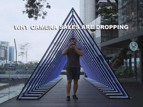 """相机市场萎缩不是""""智能手机""""造成的四个原因?!"""