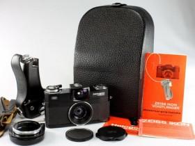 猜猜这款罕见的蔡司伊康Hologon相机的价格