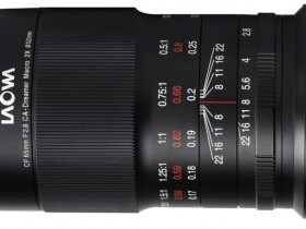 老蛙发布65mm F2.8 2x Macro APO镜头
