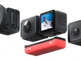 Insta360即将发布新款Insta360 ONE R运动相机