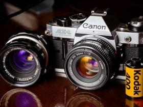 推荐五款受欢迎的佳能FD卡口老款相机