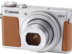 传佳能PowerShot G9 X Mark III相机即将发布