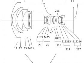 佳能申请RF 13-21mm F2.8L镜头专利