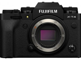富士如期推出X-T4旗舰相机