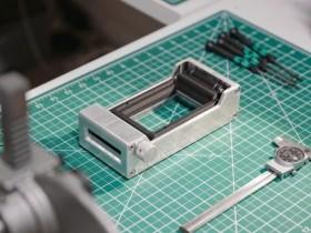 这部Film Carrier 120装置让你可用数码相机扫描中画幅底片!