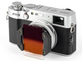 耐司推出富士X100V相机专用滤镜架套装