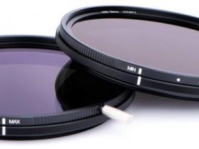 NiSi发布一款5-9档可变ND滤镜