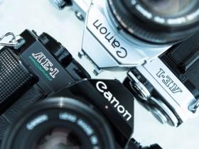 推荐几款初学胶片摄影35mm单反相机