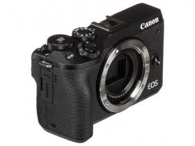 佳能发布EOS M6 Mark II相机1.1.0版本升级固件