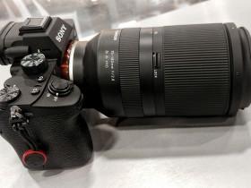 腾龙70-180mm FE和福伦达 60mm f/0.95 MFT镜头即将上市