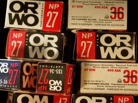 这部广告片让我们想起了ORWO胶片时代