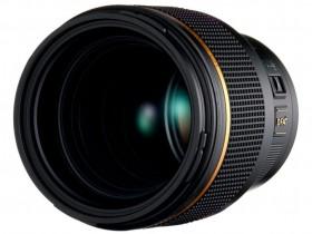 理光发布宾得HD Pentax-D FA* 85mm F1.4 ED SDM AW镜头