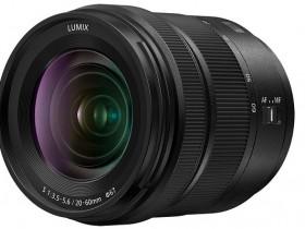 松下发布LUMIX S 20-60mm F3.5-5.6镜头